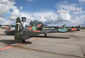 SE-FUD - Swedish Air Force Historic Flight North American Harvard/Texan (AT-6, 16, SNJ series) aircraft