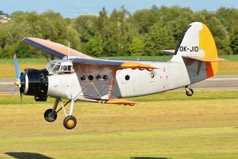 OK-JID - Private Antonov An-2
