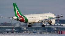 EI-DSA - Alitalia Airbus A320 aircraft
