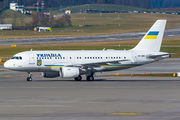 UR-ABA - Ukraine - Government Airbus A319 aircraft
