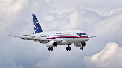 97003 - Sukhoi Design Bureau Sukhoi Superjet 100