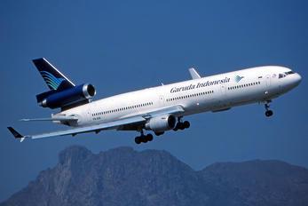 PK-GIG - Garuda Indonesia McDonnell Douglas MD-11