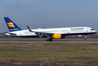 TF-FIA - Icelandair Boeing 727-100