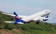 VQ-BIL - Aeroflot Boeing 777-300ER aircraft
