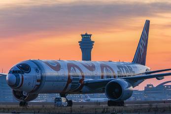 - - ANA - All Nippon Airways Boeing 777-300ER