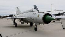 2614 - Czech - Air Force Mikoyan-Gurevich MiG-21M aircraft