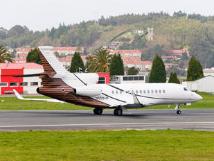 N559AM - Private Dassault Falcon 7X