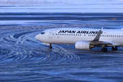 JA313J - JAL - Japan Airlines Boeing 737-800 aircraft