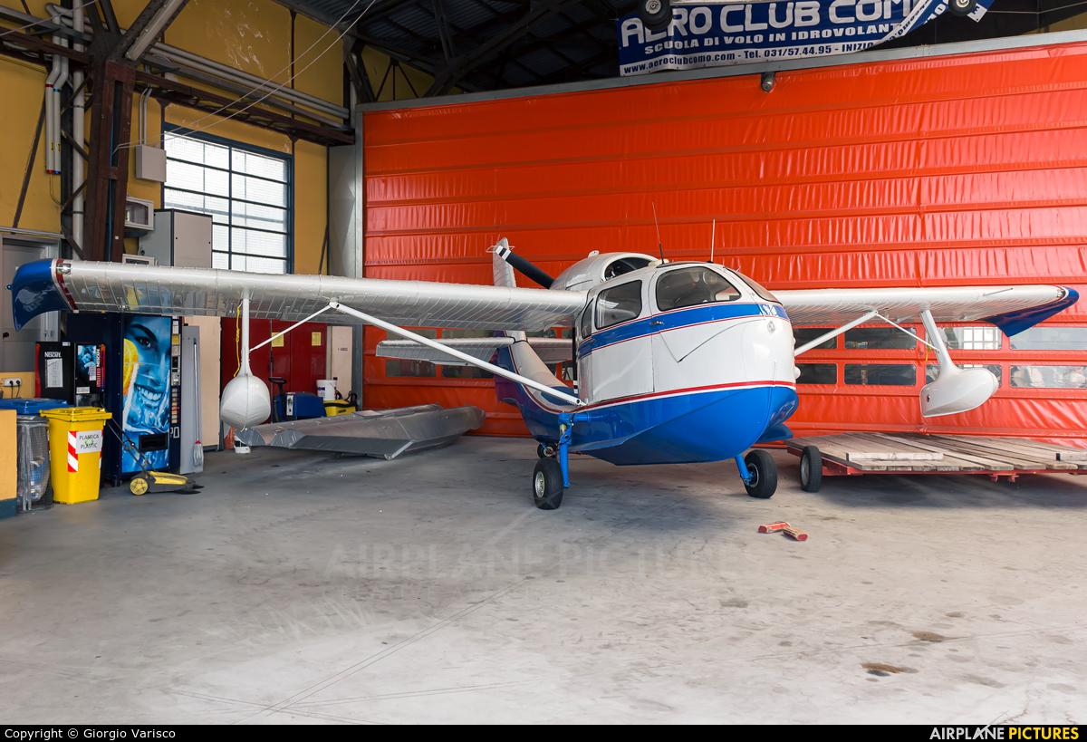 Aero Club Como N87504 aircraft at Como Idroscalo