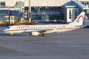 CN-RGQ - Royal Air Maroc Embraer ERJ-190 (190-100) aircraft