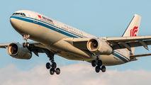 B-6117 - Air China Airbus A330-200 aircraft