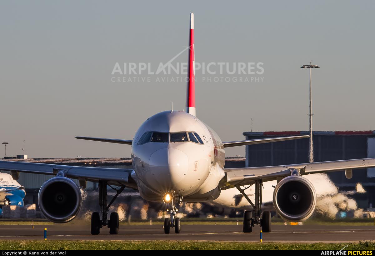 Swiss HB-IJB aircraft at Amsterdam - Schiphol
