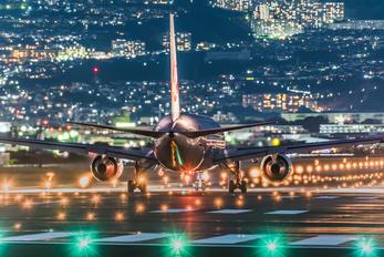 JA623J - JAL - Japan Airlines Boeing 767-300ER
