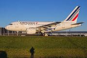 F-GUGL - Air France Airbus A318 aircraft