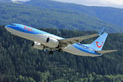 G-FDZD - TUI Airways Boeing 737-800 aircraft
