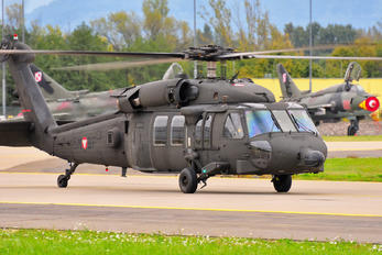 6M-BF - Austria - Air Force Sikorsky S-70A Black Hawk