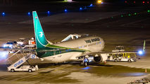YI-ASF - Iraqi Airways Boeing 737-800 aircraft