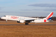 F-HBLF - Air France - Hop! Embraer ERJ-190 (190-100) aircraft