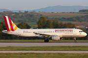 D-AIQB - Germanwings Airbus A320 aircraft