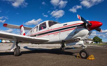 9A-DCB - Private Piper PA-28R Arrow /  RT Turbo Arrow