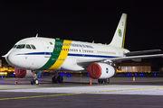 2101 - Brazil - Air Force Airbus A319 aircraft