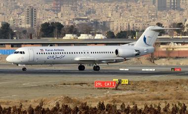 EP-OPI - Undisclosed Fokker 100