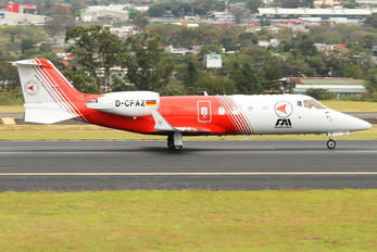 D-CFAZ - FAI - Flight Ambulance International Learjet 60