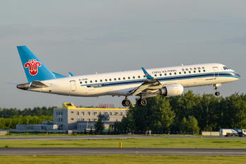 B-3146 - China Southern Airlines Embraer ERJ-190 (190-100)