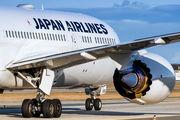 JA868J - JAL - Japan Airlines Boeing 787-9 Dreamliner aircraft