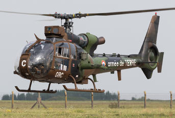 GBC - France - Army Aerospatiale SA-341 / 342 Gazelle (all models)