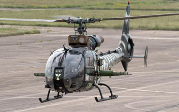 CBY - France - Army Aerospatiale SA-341 / 342 Gazelle (all models)