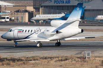 EP-TFI - Iran - Government Dassault Falcon 50