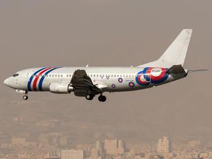 JY-JAY - Saha Air Boeing 737-300