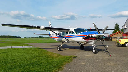 PH-FST - Private Cessna 208 Caravan