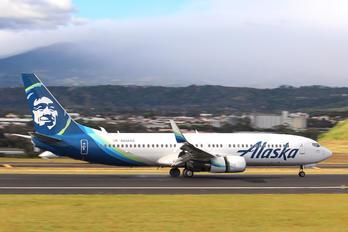 N514AS - Alaska Airlines Boeing 737-800