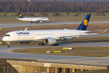 D-AIXF - Lufthansa Airbus A350-900