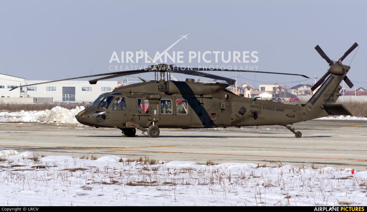 USA - Army 15-20793 aircraft at Craiova