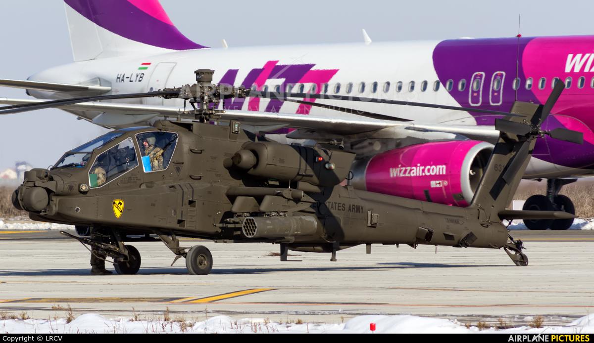 USA - Army 16-03115 aircraft at Craiova
