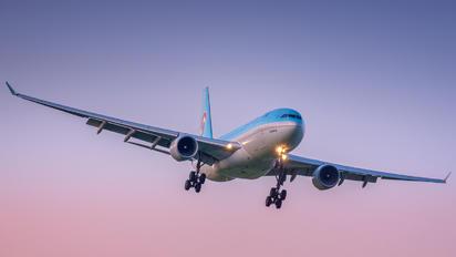 HL7539 - Korean Air Airbus A330-200