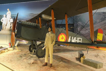 M-MHEI - Spain - Air Force de Havilland DH-4