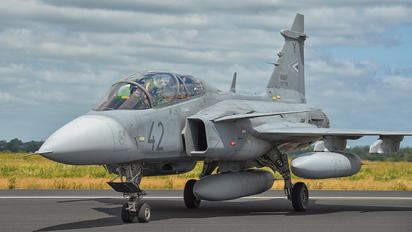42 - Hungary - Air Force SAAB JAS 39D Gripen