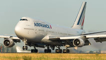 F-GITJ - Air France Boeing 747-400 aircraft