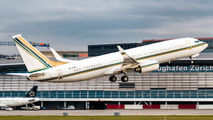 HZ-HR5 - Saudi Oger Boeing 737-800 BBJ aircraft