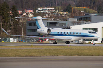 N8833 - Private Gulfstream Aerospace G650, G650ER