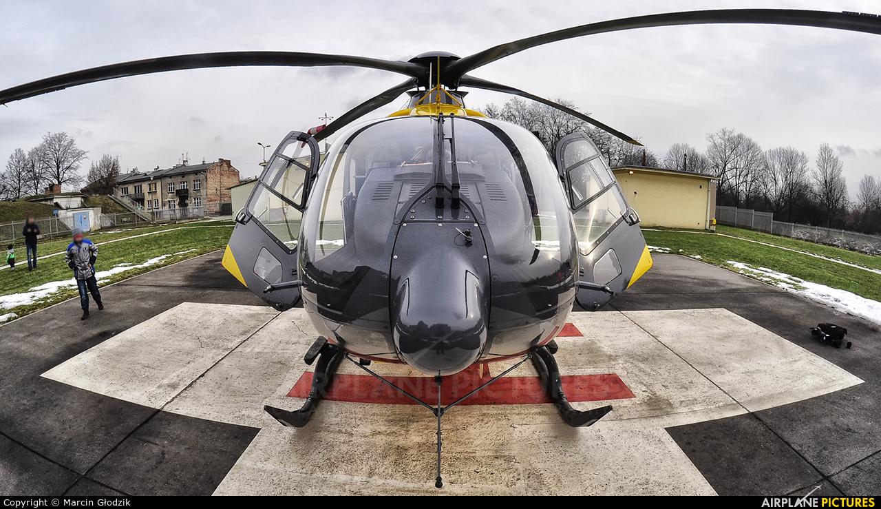 Polish Medical Air Rescue - Lotnicze Pogotowie Ratunkowe SP-HXC aircraft at Kraków / Specialist Hospital Narutowicz