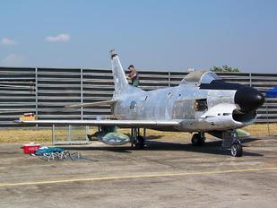 FAH-1100 - Honduras - Air Force North American F-86K Sabre