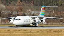 SE-RJI - BRA (Sweden) British Aerospace BAe 146-300/Avro RJ100 aircraft