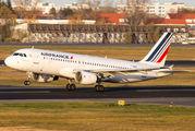 F-GKXV - Air France Airbus A320 aircraft