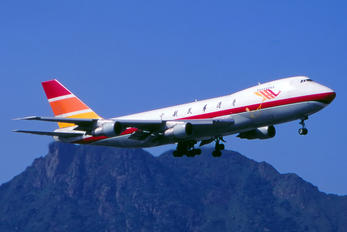 VR-HKO - Air Hong Kong Boeing 747-100F