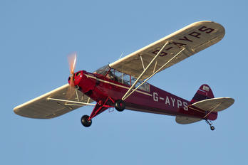 G-AYPS - Private Piper L-18 Super Cub